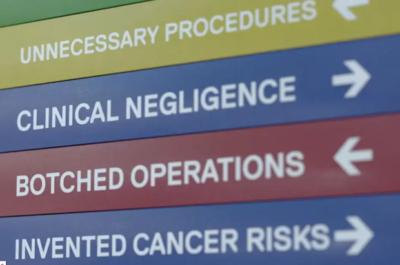 Clinical Negligence Image