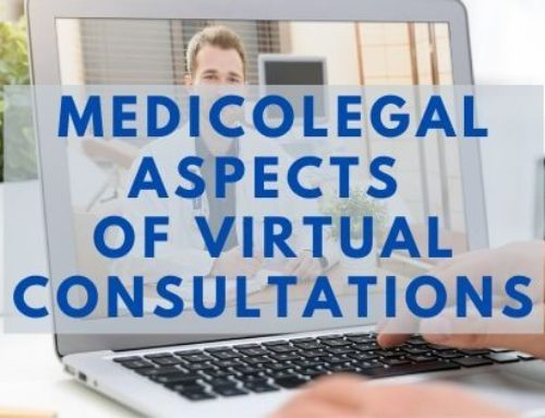 Medicolegal Aspects of Virtual Consultations